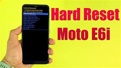 Motorola Manual Reset (ePUB/PDF) Free