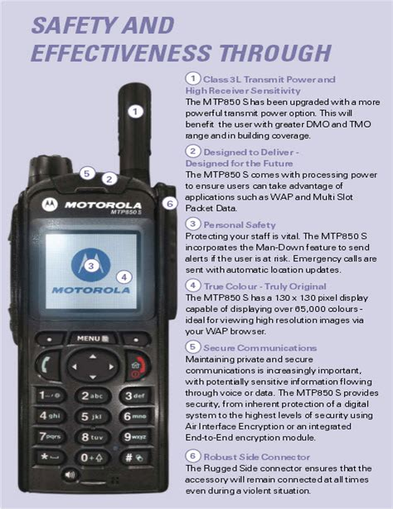 Motorola Mtp850 Manual (Free ePUB/PDF)