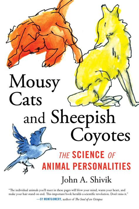 Mousy Cats And Sheepish Coyotes The Science Of Animal Personalities