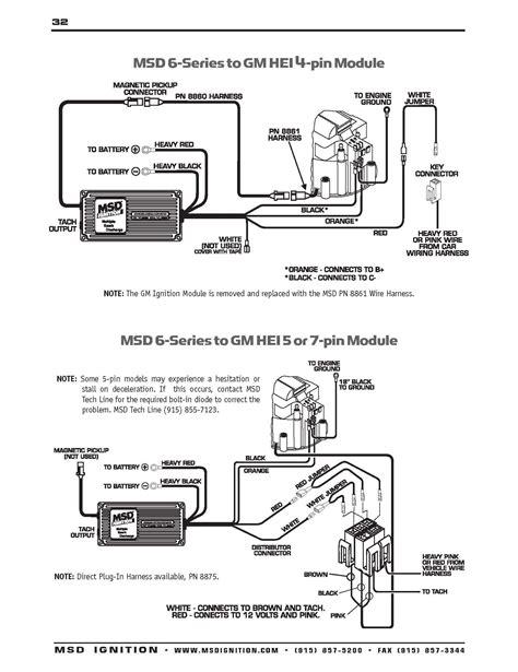 Msd 6al Hei Wiring Diagram Gm (ePUB/PDF) Free