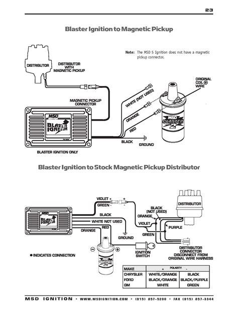 Msd 6al To Hei Distributor Wiring Diagram (ePUB/PDF)