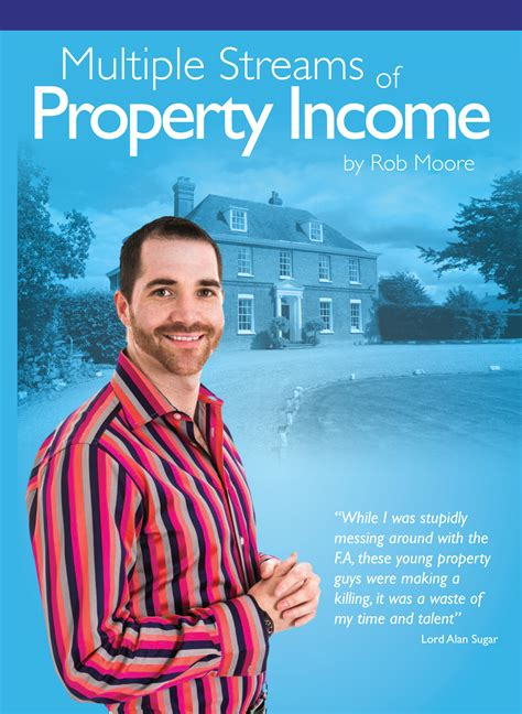 Multiple Streams Of Property Income