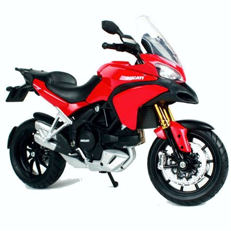 Multistrada Maintenance Manual (ePUB/PDF)