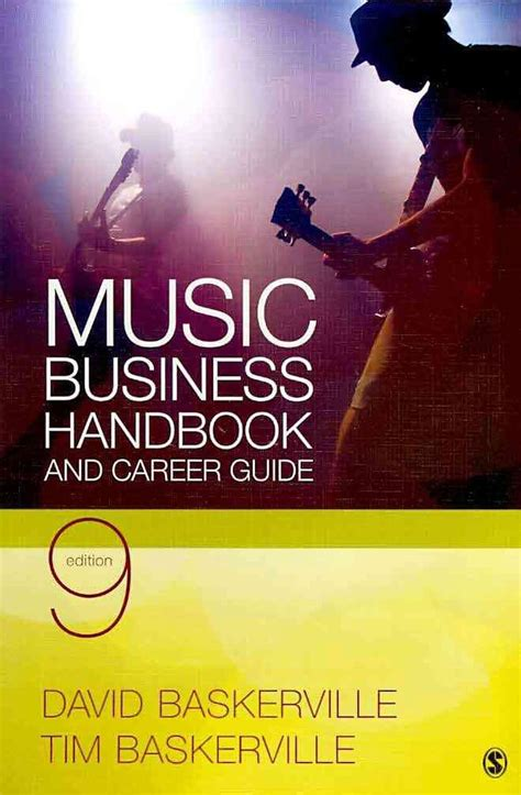 Music Business Handbook And Career Guide Music Business Handbook Career Guide