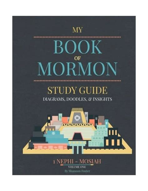 My Book Of Mormon Study Guide Diagrams Doodles And Insights