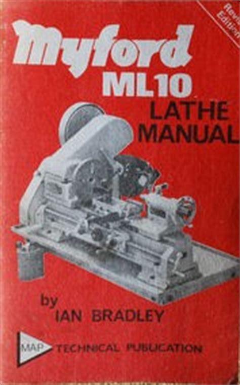 Myford Lathe Manual ePUB/PDF