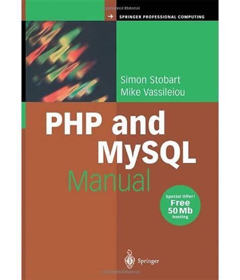 Mysql Manual (ePUB/PDF) Free