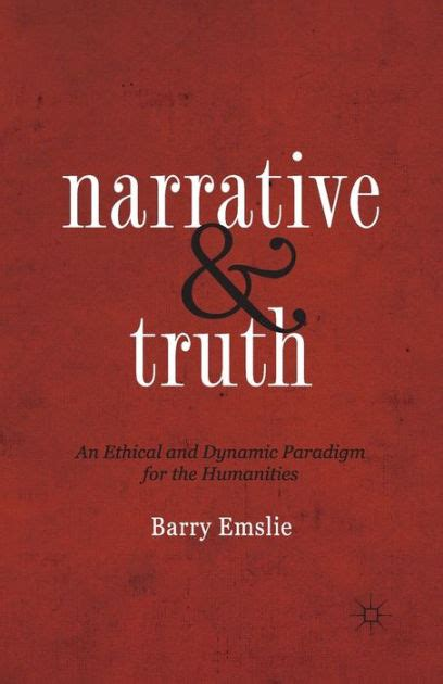 Stupendous Narrative And Truth Emslie Barry Epub Pdf Wiring Cloud Hisonuggs Outletorg