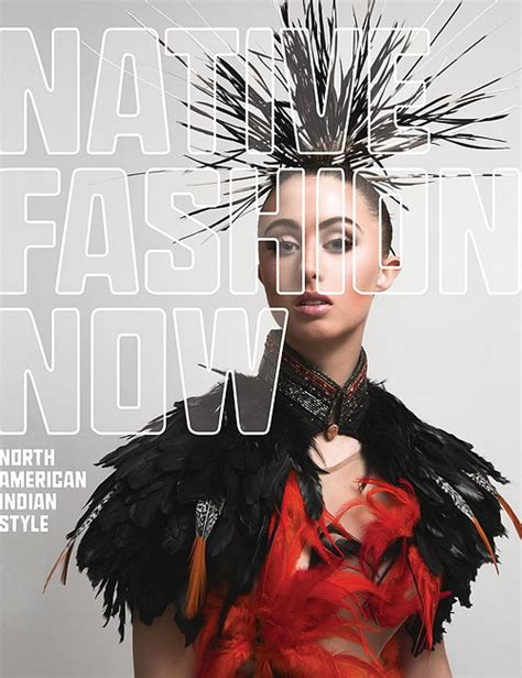 Native Fashion Now North American Indian Style