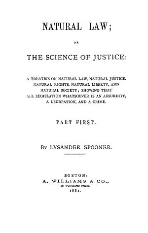 Natural Law Rights Basis Paperbackchinese Edition