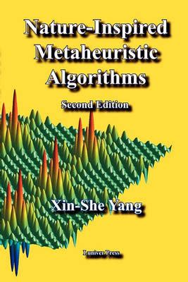 NatureInspired Metaheuristic Algorithms Second Edition