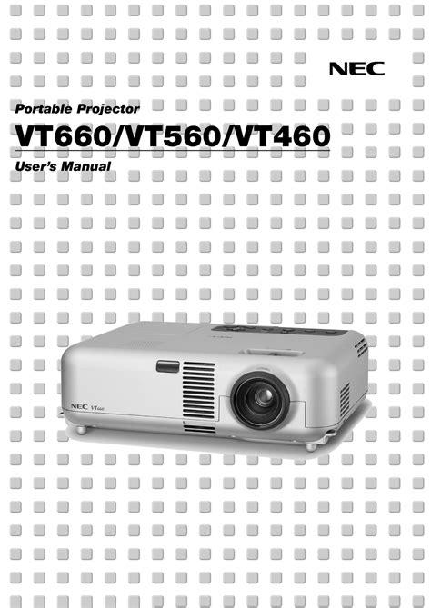 Cool Nec Vt460 Manual Epub Pdf Wiring Cloud Nuvitbieswglorg