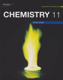 Nelson Chemistry 11 Answers (ePUB/PDF) Free