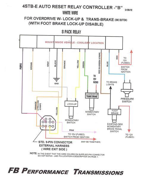 Neutral Safety Relay Wiring Diagram (ePUB/PDF)