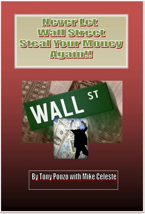 Never Let Wall Street Steal Your Money Again