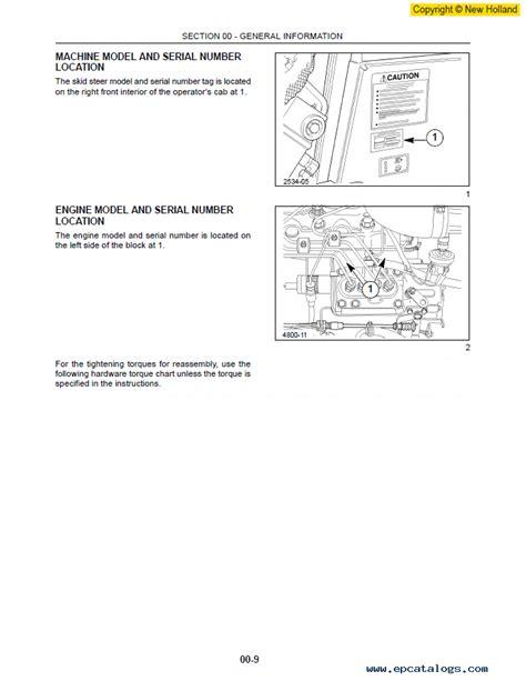 New Holland Ls170 Manual (ePUB/PDF) Free