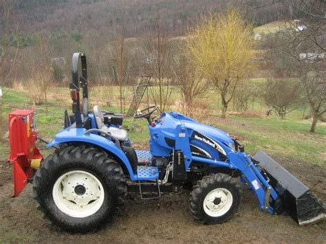 New Holland Tc33 Tractor Illustrated Master Parts List