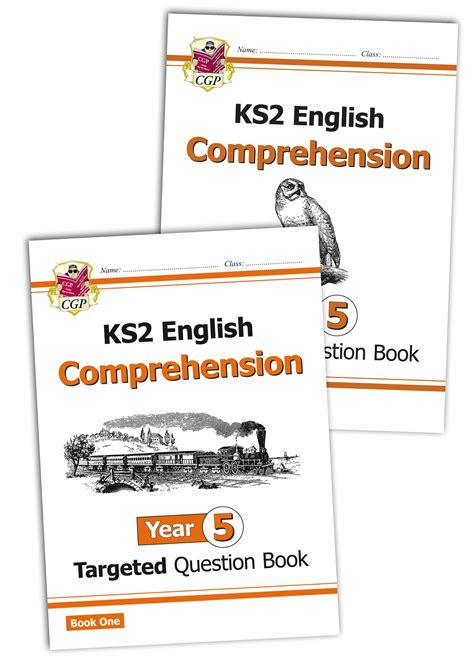 New KS2 English Targeted Question Book Year 4 Comprehension Book 2 CGP KS2 English