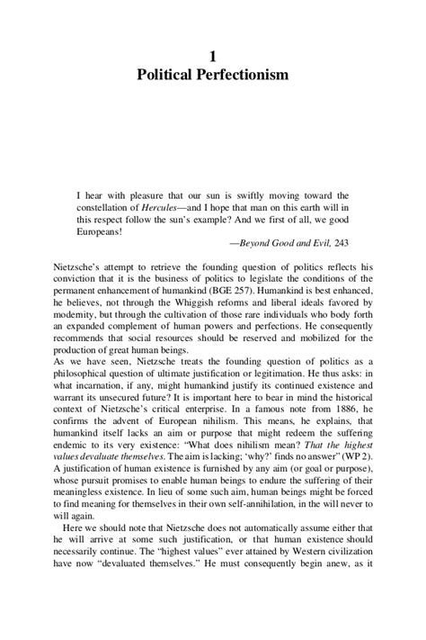 Nietzsche And The Political Conway Daniel (ePUB/PDF)