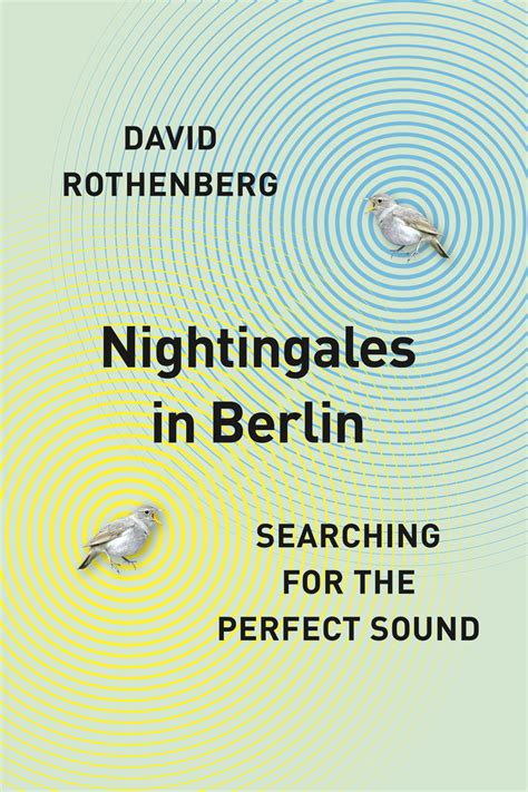 Nightingales In Berlin Searching For The Perfect Sound