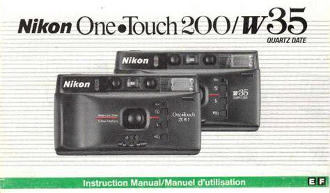 Nikon W35 Manual Epubpdf