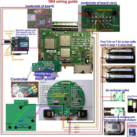 Nintendo 64 Wiring Diagram (ePUB/PDF) Free
