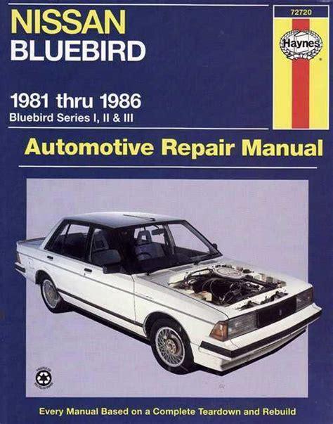 Book] Manual Nissan Bluebird Sylphy - user.pdf.dhcworks.ca