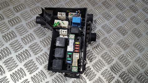 Nissan Qashqai 2008 Fuse Box Diagram (ePUB/PDF) Free