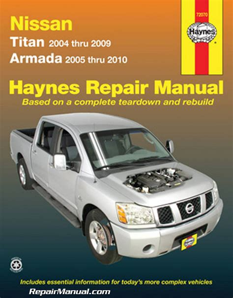 Phenomenal Nissan Titan 2005 Workshop Manual How To Repair Service Epub Pdf Wiring Digital Resources Antuskbiperorg