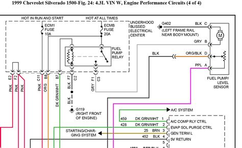 chevy suburban fuel pump wiring diagram images no power to fuel pump on 99 chevy silverado there is power