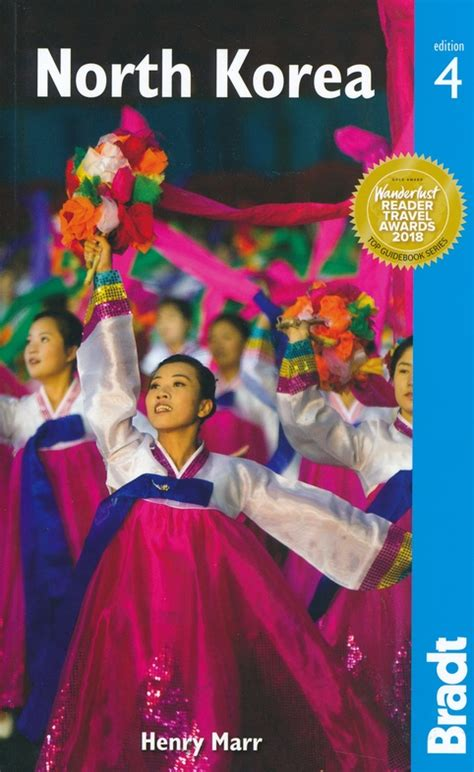 North Korea Bradt Travel Guides (ePUB/PDF)