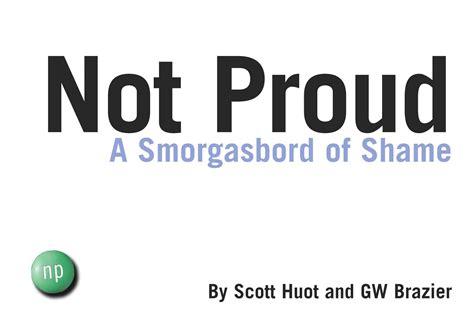 Not Proud Huot Scott Brazier Gw (ePUB/PDF)