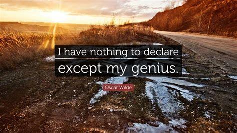 Nothingexcept My Genius Wilde Oscar Rolfe Alastair (ePUB/PDF)