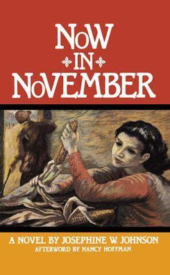 Now In November Johnson Josephine W Hoffman Nancy (ePUB/PDF)