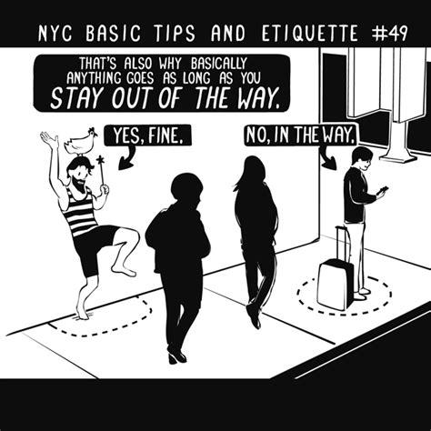 Nyc Basic Tips And Etiquette (ePUB/PDF) Free