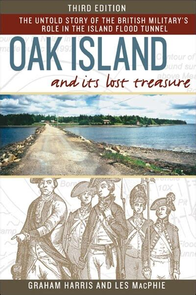 Oak Island And Its Lost Treasure Third Edition