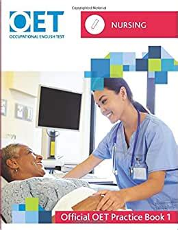 Oet Nursing Official Oet Practice Book 1