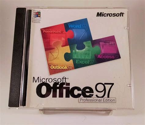 Office 97 Word 97 Excel 97 Access 97 Power Point 97 Disquette Eleve