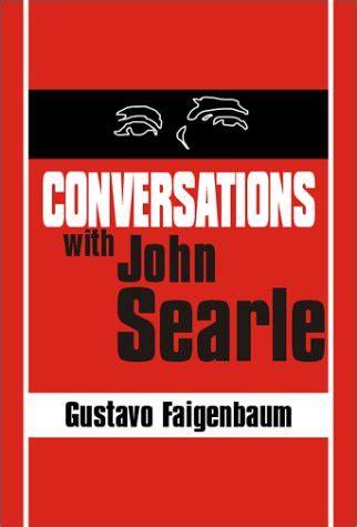 On Searle On Conversation Verschueren Jef Searle John R Parret ...