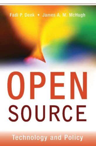 Open Source Deek Fadi P Mchugh James A M (ePUB/PDF)