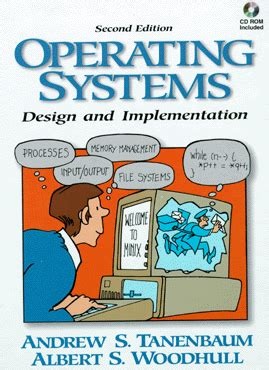 Operating Systems Design And Implementat Design And Implementation ...