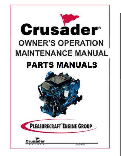 Operators Manual Crusader Engine (ePUB/PDF) Free
