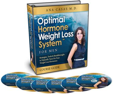 Optimal Hormone Weight Loss System The Set For Women And For Men Strategies Tools And Breakthroughs To Naturally Turn On Your Weight Loss Hormones
