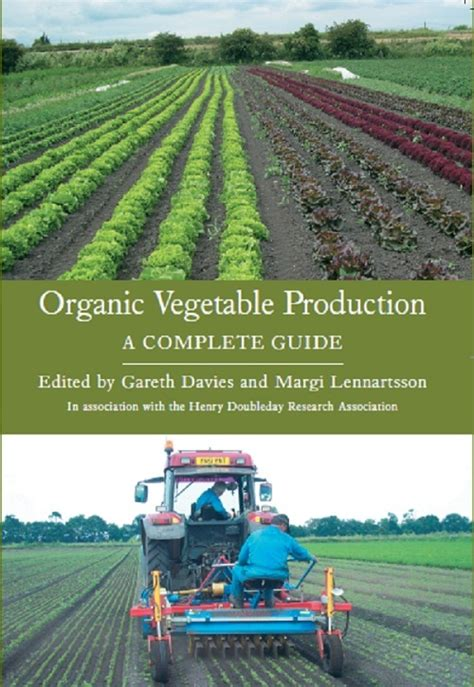 Organic Vegetable Production A Complete Guide (ePUB/PDF) Free