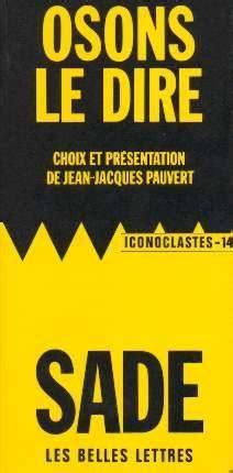 Osons Le Dire (ePUB/PDF) on
