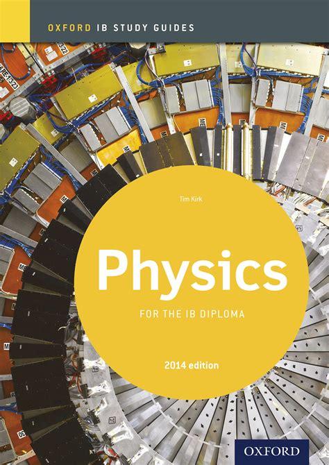 Oxford Ib Study Guides Physics For The Ib Diploma (ePUB/PDF) Free
