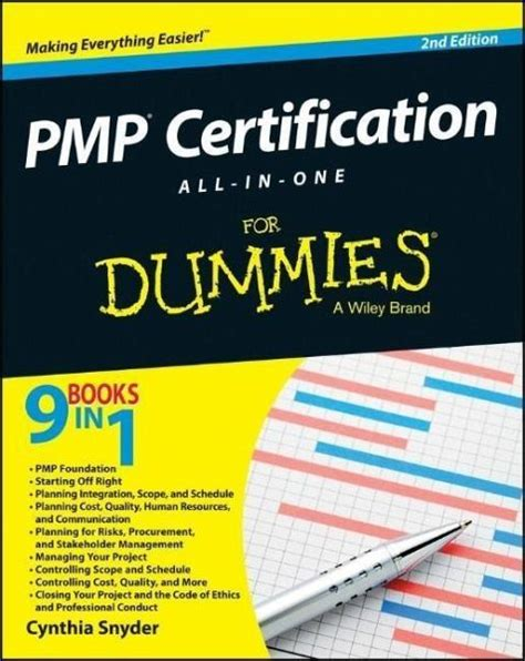 PMP Certification AllinOne For Dummies