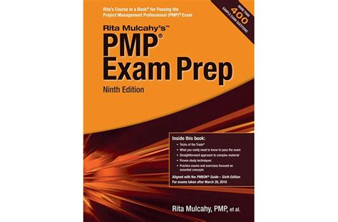 PMP Exam Prep Accelerated Learning To Pass PMIs PMP Exam