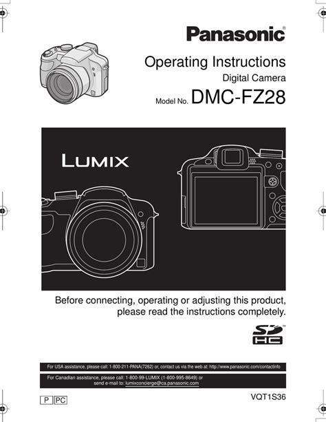 Panasonic Lumix Dmc Fz28 Manual (ePUB/PDF) Free