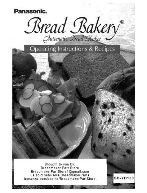 Panasonic Sd Yd 155 Manual (ePUB/PDF) Free